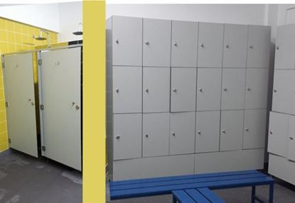 Picture of Phenolic Doors